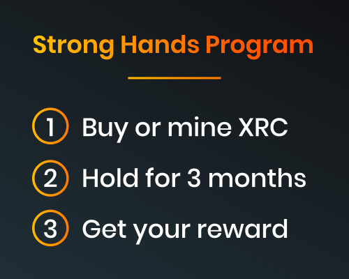 AirDrop to xRhodium Holders